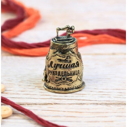 Thimble SEWING MACHINE Sew Craft Solid Brass Metal Russian Souvenir Collection